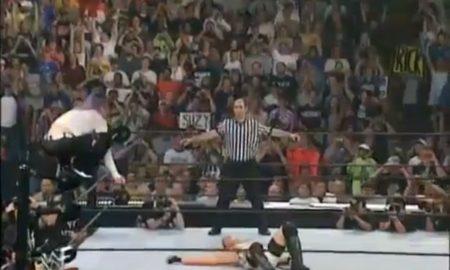 Jeff Hardy vs RVD