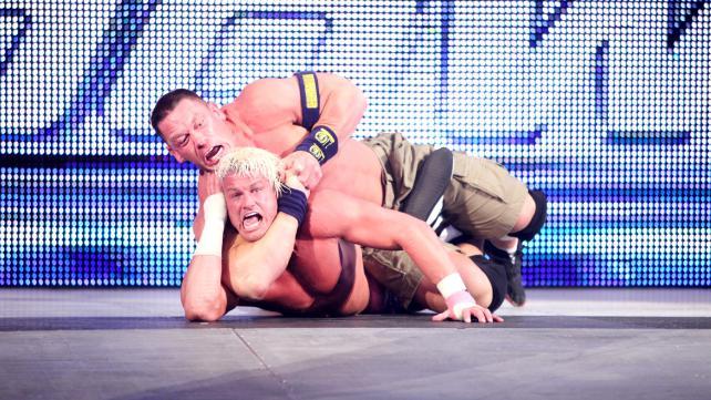 John Cena Dolph Ziggler