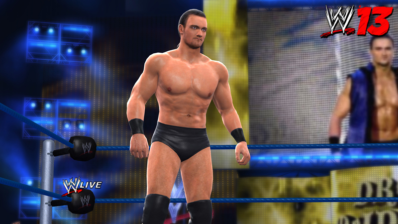WWE 13 Drew McIntyre 1