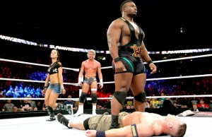 Big E Langston, John Cena