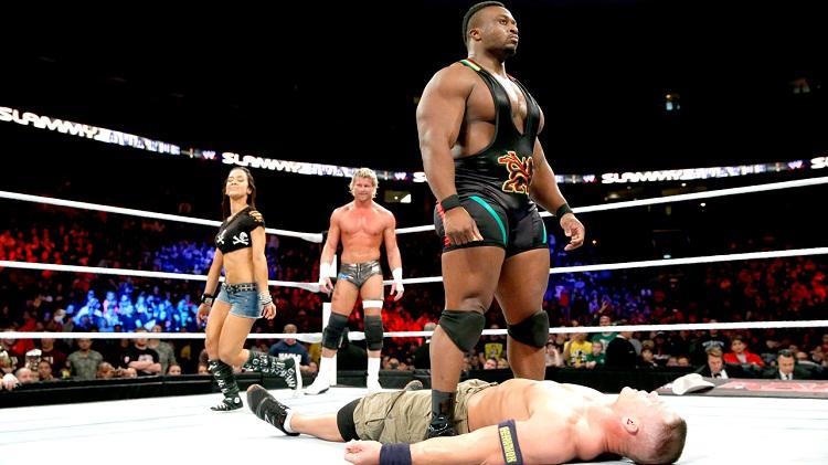 Big E Langston John Cena