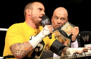 CM Punk, Paul Heyman