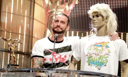 CM Punk Slammy Awards 2011