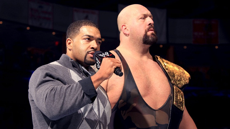 David Otunga & Big Show