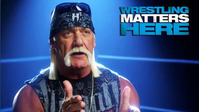 Wrestling Matters... Mais pas autant que son ego.