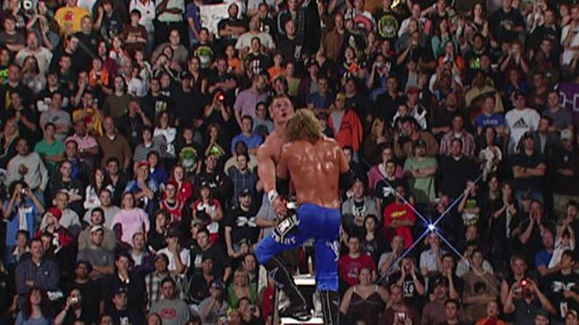 John Cena vs Edge