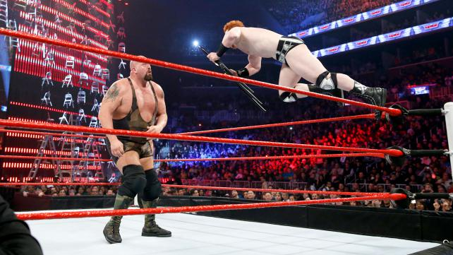 Sheamus vs Big Show
