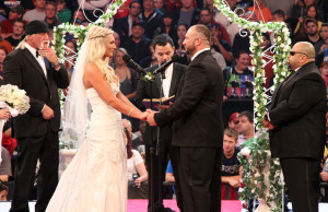 Brook Hogan Bully Ray Wedding