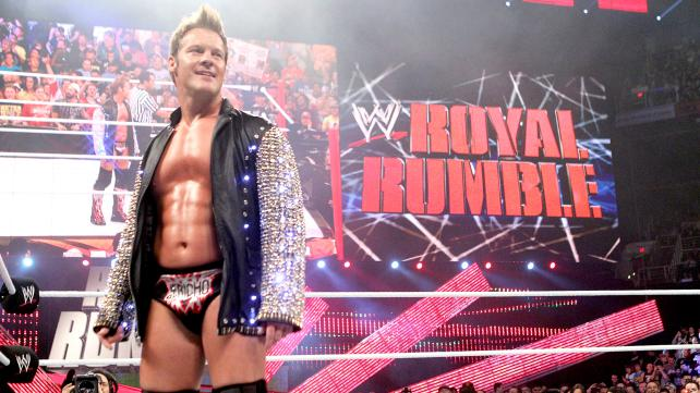Chris Jericho Royal Rumble