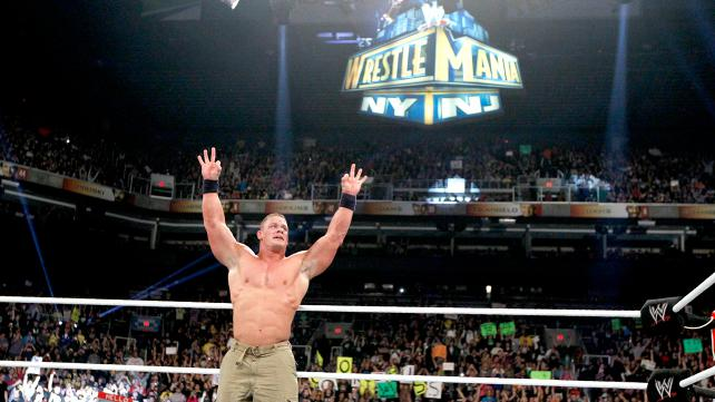 John Cena Royal Rumble