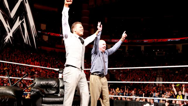 The Miz & Ric Flair