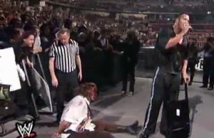 royal-rumble-1999-the-rock-vs-mankind-i-quit-match