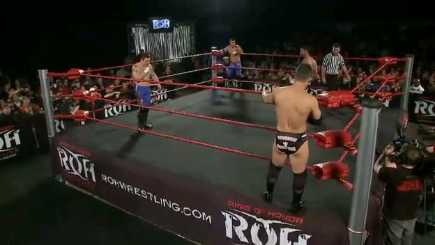 ROH 11th Anniversary.