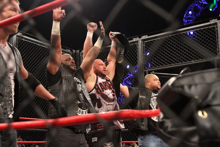 bully ray tna champion