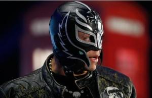 Rey Mysterio - Crédit: WWE.com