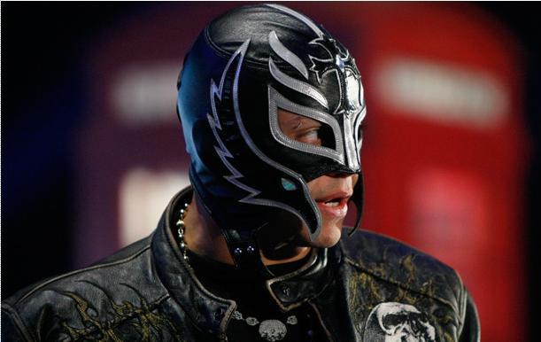 rey mysterio black mask