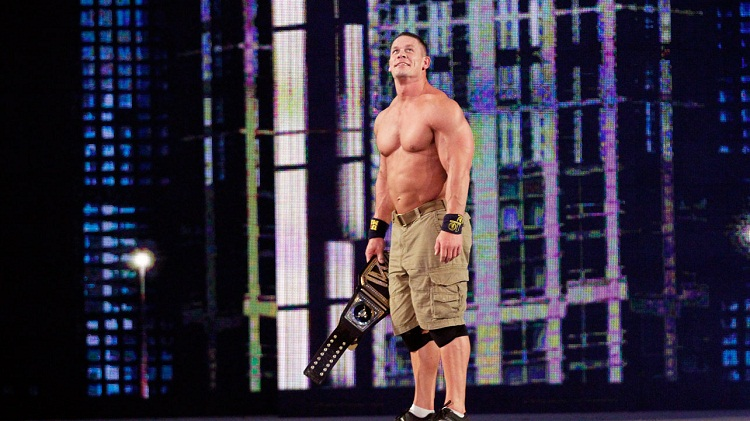john cena new wwe champion wrestlemania 29