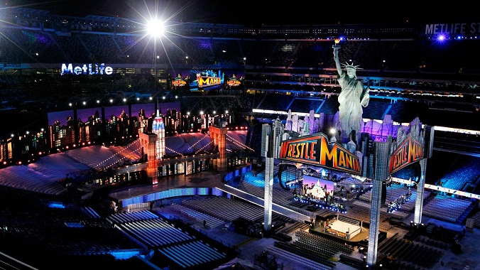 wrestlemania-29-set