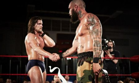adam cole jay briscoe roh border wars