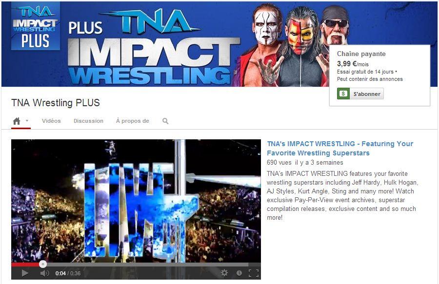 tna wrestling plus