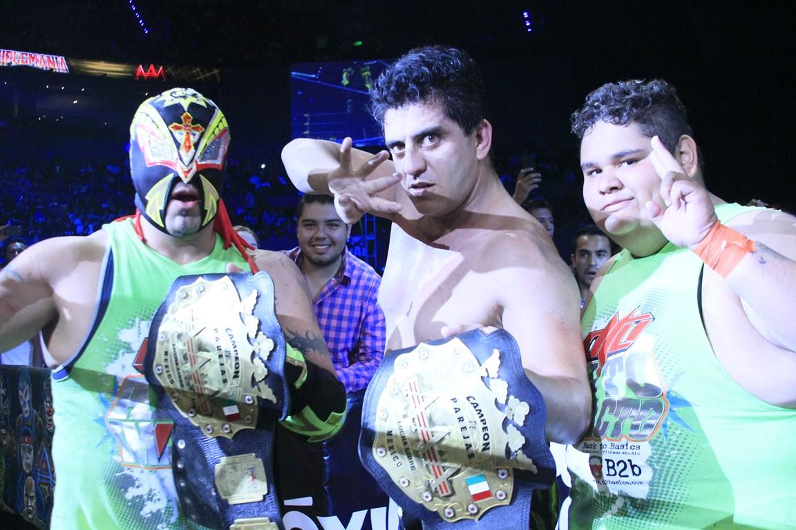 lucha libre aaa 2013 triplemania