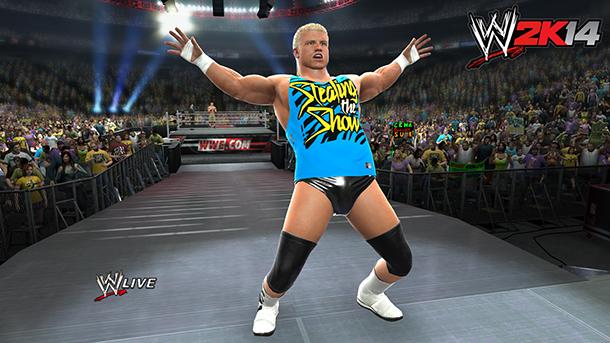WWE2K14_Dolph_Entrance