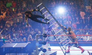 edge vs undertaker one night stand 2008