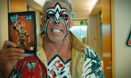 ultimate warrior wwe 2k14JPG