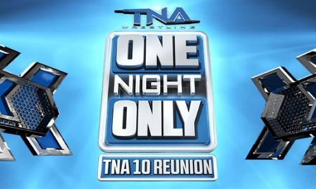 tna one night only TNA 10 Reunion