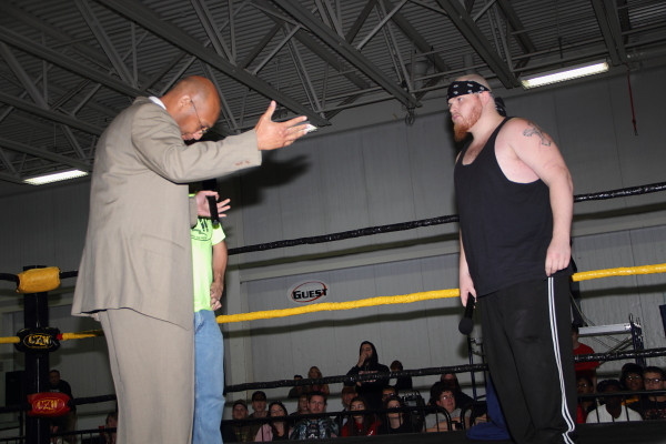 Matt Tremont CZW