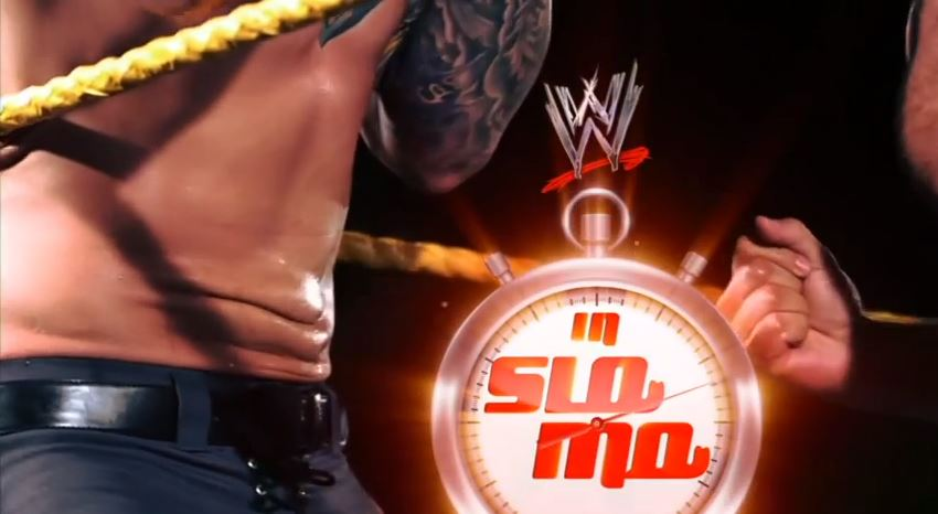 WWE in Slow-Motion
