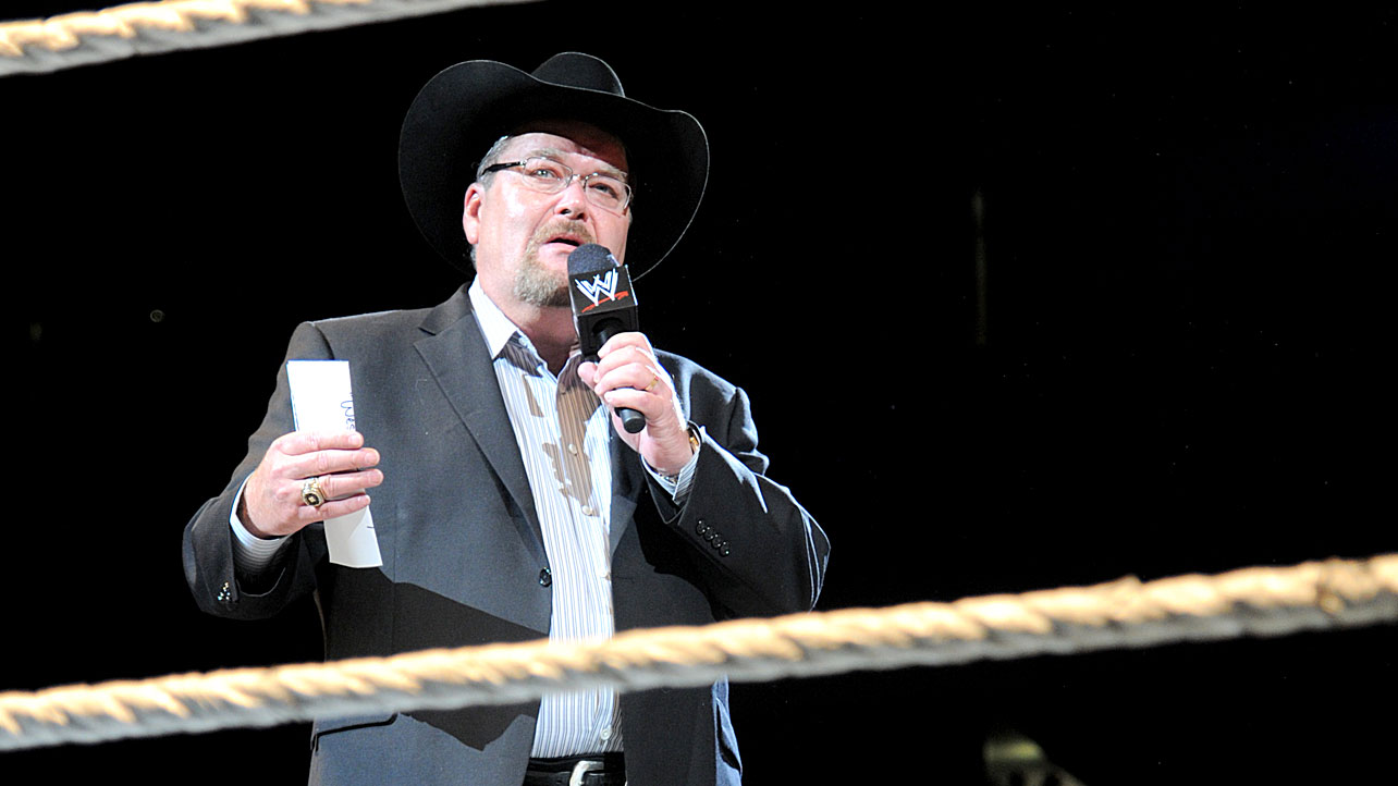 jim ross retraite