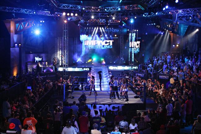 Impact Wrestling Zone