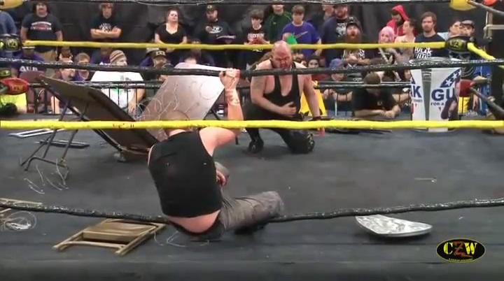 czw cerebral main event