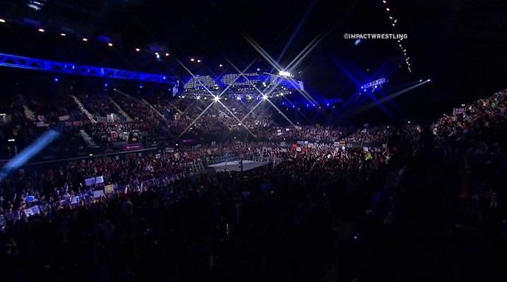 impact wrestling london