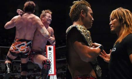 njpw destruction 2013