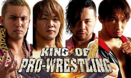 njpw kings of pro wrestling