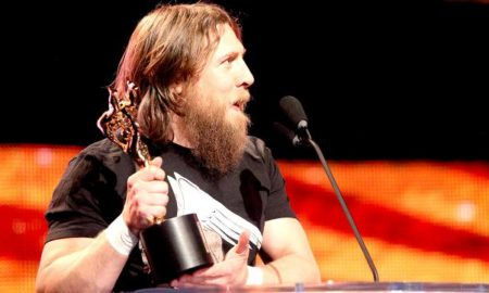 daniel bryan slammy superstars de lannee
