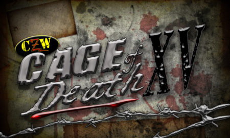 czw cage of death 15 review