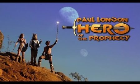 paul london hero of the prophecy