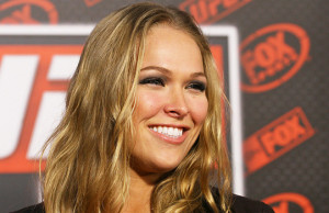 Ronda Rousey (© Tommaso Boddi/Getty Images)