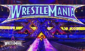 décor wrestlemania 30