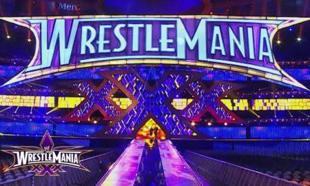 décor wrestlemania 30