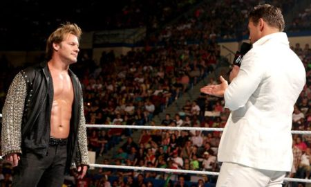 chris jericho retour raw