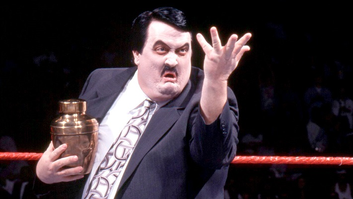 paul bearer portrait