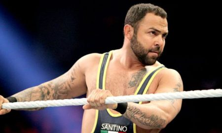 santino marella fin carrière in ring