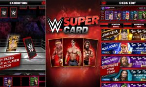 2K Developer Unleashes WWE SuperCard Game on Android iOS 455383 3