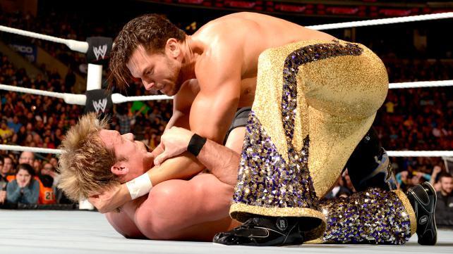 Désespéré de ne pouvoir se combiner qu'avec lui-même, Fandango tente de prendre possession du talent de Chris Jericho, sans succès.