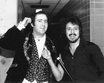 Andy Kaufman & Jimmy Hart