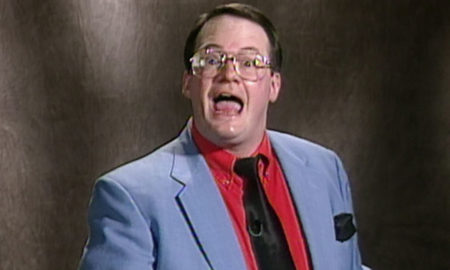 jim cornette portrait